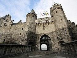 Amberes, castillo Het Steen