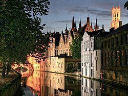 Brujas, canales