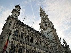 Grand Place, Ayuntamiento de Bruselas