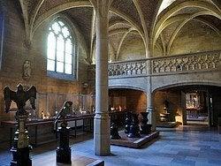 Museo del Cincuentenario, claustro