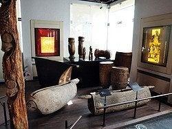 Museo de Instrumentos Musicales, interior