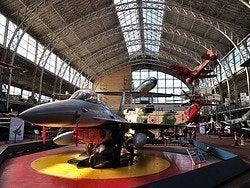 Museo de Historia Militar, aviones