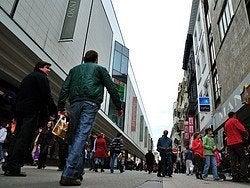 Nieuwstraat, calle comercial en Bruselas