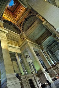 Inside Palace of Justice, Brussels
