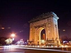 Bucarest, Arco del Triunfo