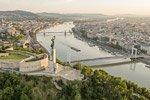 Paseo en helicóptero por Budapest
