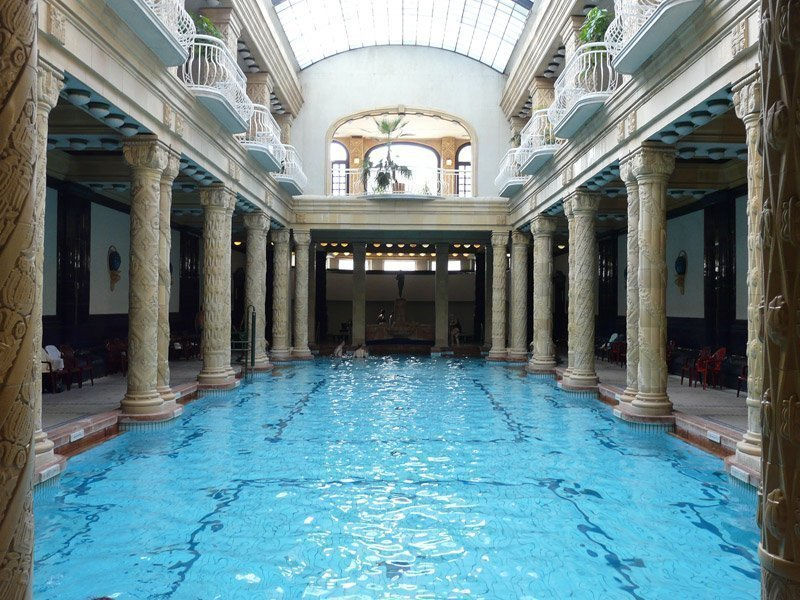 Best Thermal Spa Hotel Budapest