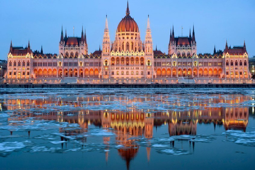 Climate Of Budapest Budapest Weather Averages