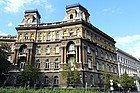 Andrassy Avenue, architecture