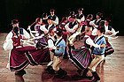 Danube Folk Ensemble, dance