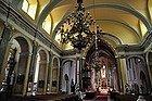 Chiesa Parrocchiale del Centro, interno