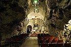 Église troglodyte de Budapest