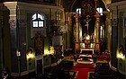 St. Anne's Church, inside