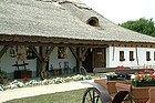 Granja tradicional de la Puszta