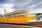 Trasporto a Budapest: Tram