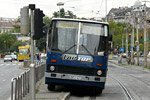 Autobuses en Budapest
