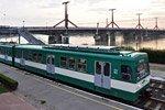 Tren de cercanías HEV