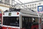 Trolebuses en Budapest