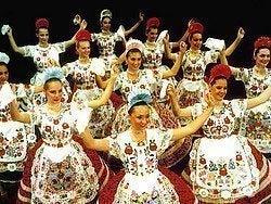 Conjunto Folclorico Nacional de Hungría