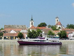 Szentendre en barco