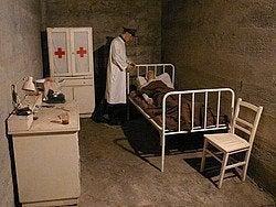 Ciudadela Budapest: Bunker