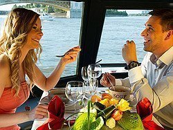 Danube river cruise with lunch