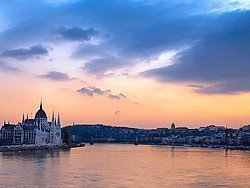 Information on Budapest, Danube river