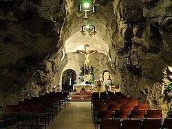 Iglesia Rupestre de Budapest