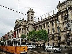 Museo Etnografico de Budapest