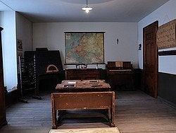 Museo Nacional de Hungria, aula