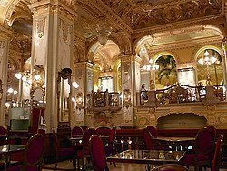 New York Palace cafe in Budapest