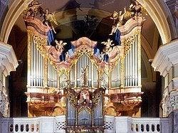 Concierto de organo Santa Ana