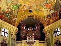 Organo Iglesia Santa Ana