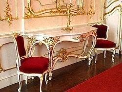 Interior del Palacio Gödöllö