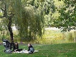 Parque de la Ciudad de Budapest
