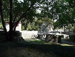 Isla de Santa Margarita: Ruinas convento