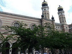 Sinagoga Judía de Budapest