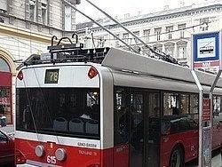 Precio transporte Budapest: Trolebus