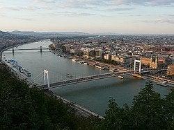 Ciudadela Budapest: Vistas