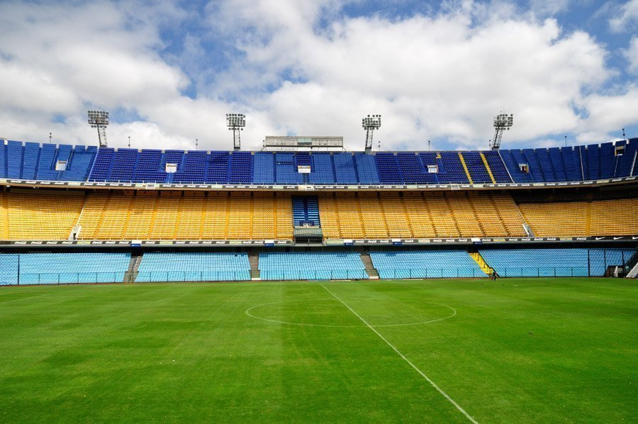 La Bombonera, el estadio del Boca Juniors