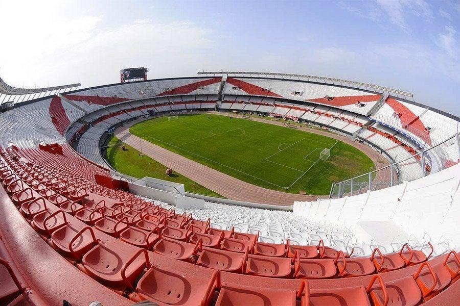 Estadio del River Plate, el Monumental