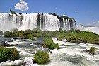Cataratas del Iguazú, lado brasileño