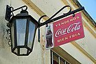 Cartel de Coca-Cola