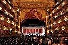 Teatro Colón, interior