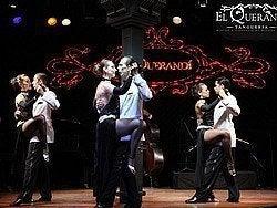 Tango en El Querandi
