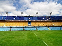 Estadio del Boca Juniors - La Bombonera