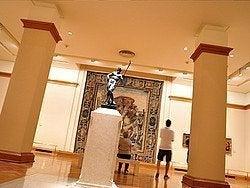 Museo de Bellas Artes de Buenos Aires, interior