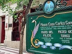 Casa Museo de Carlos Gardel