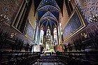Basílica de San Francisco de Asís, coro