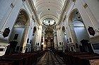 Igreja de São Pedro e São Paulo, interior